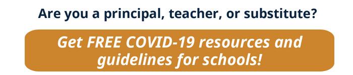 coronavirus resources for schools